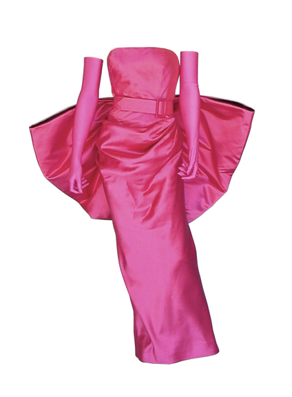 Marquee Capital – 1985 Material irl Dress from Video